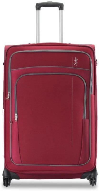 Skybags GRAND Expandable Cabin Luggage - 21 inch(Maroon)