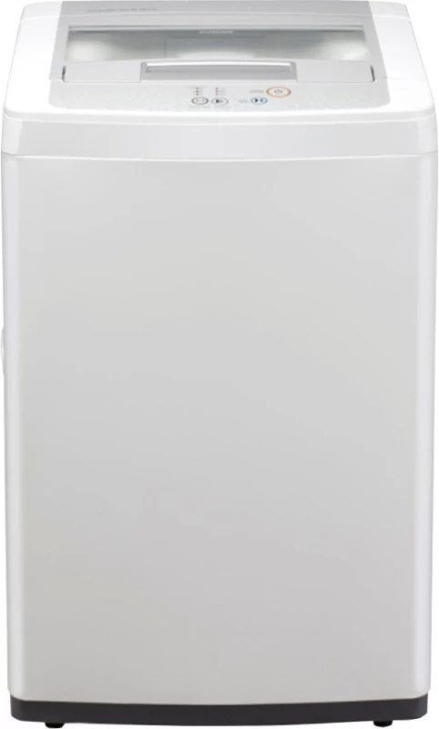 LG 6 kg Fully Automatic Top Load Washing Machine White(T7071TDDL)