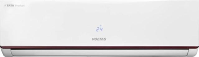 Voltas 1.5 Ton 5 Star Split AC White
