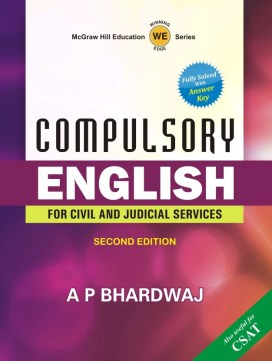 Compulsory English : For Civil and Judicial Services 2nd Edition