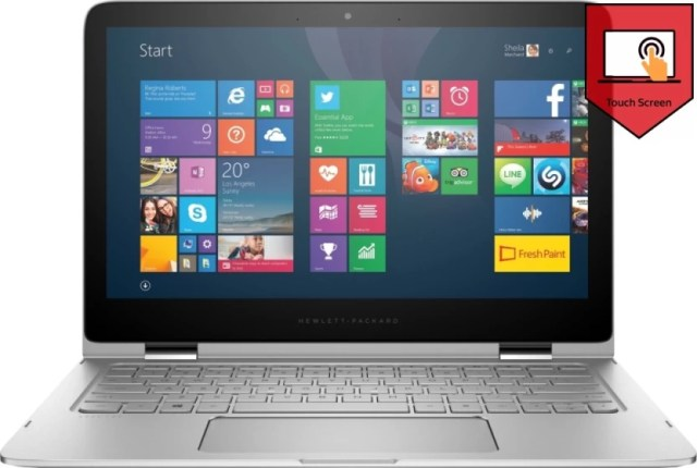 HP Core i7 5th Gen - (8 GB/256 GB SSD/Windows 8.1) L2Z81PA 13-4013TU x360 Ultrabook (13.3 inch, Natural SIlver, 1.48 kg)