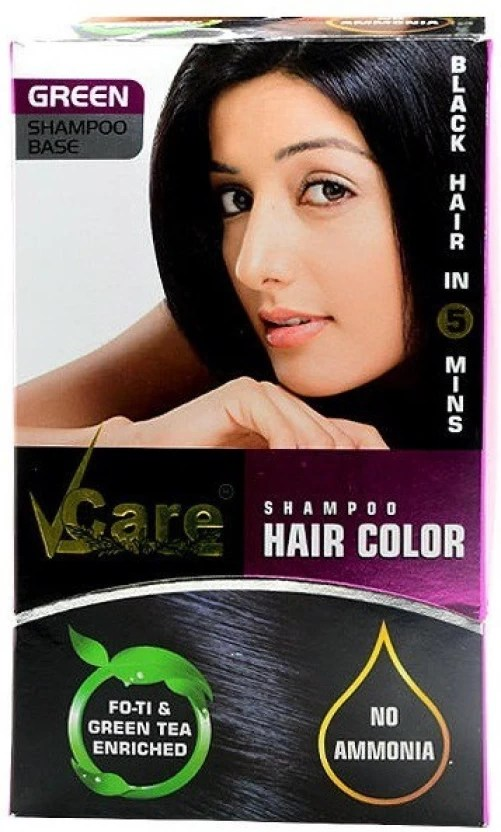 Vcare Shampoo Hair Color Price In India Buy Vcare