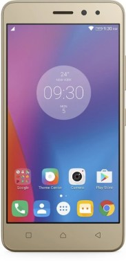 Lenovo K6 Power (Gold, 32 GB)