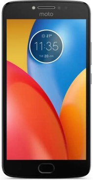 MOTO E4 (Iron Grey, 16 GB)