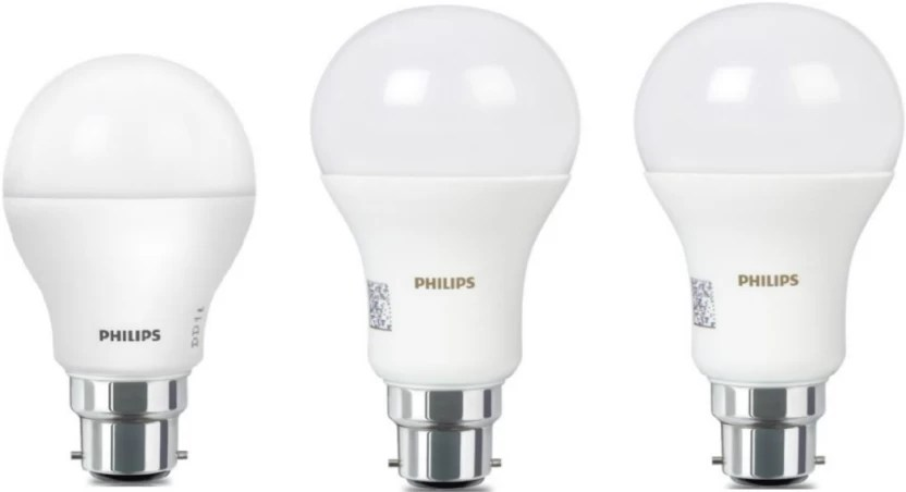 Philips 16 W  9 W Standard B22 LED Bulb Price in India   Buy Philips     Philips 16 W  9 W Standard B22 LED Bulb