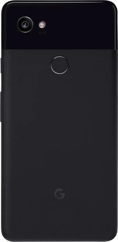 Google Pixel 2 XL (Black, 128 GB)
