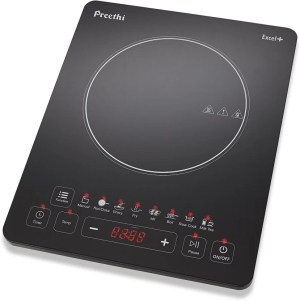 Preethi Indicook Excel Plus IC 117 Induction Cooktop