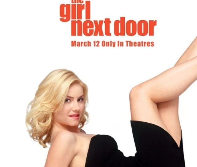 Athah 220 Gsm Paper Wall Poster 1319 Inches The Girl Next Door Paper Print 13 Inch X 19 Inch Rolled