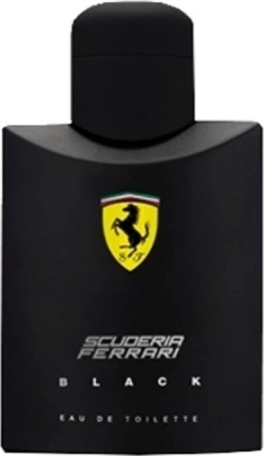 Ferrari Scuderia Black EDT - 125 ml  (For Men)