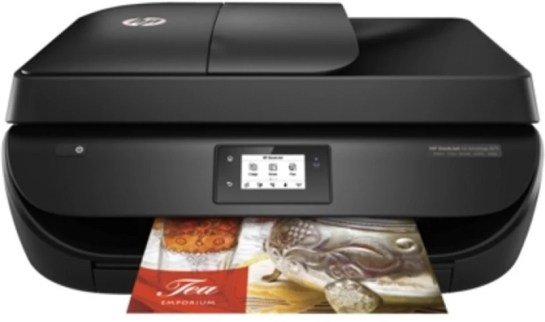 HP DeskJet Ink Advantage 4675 All-in-One Multi-function Wireless Printer