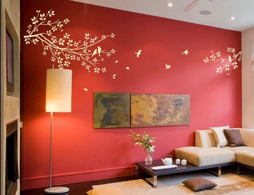 Wall Design PVC Sticker Price In India Buy Wall Design