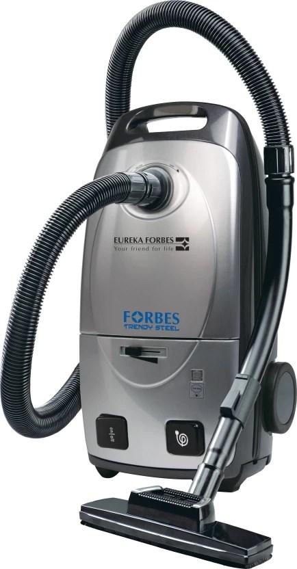 Eureka Forbes Trendy Steel Dry Vacuum Cleaner Price In India Buy Eureka Forbes Trendy Steel