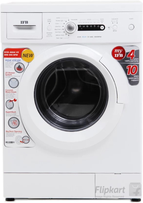 IFB 6 kg Fully Automatic Front Load Washing Machine offer