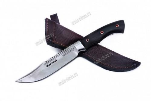 Охотничий нож quotАлтайскийquot сталь 95х18 купить за 4500 руб