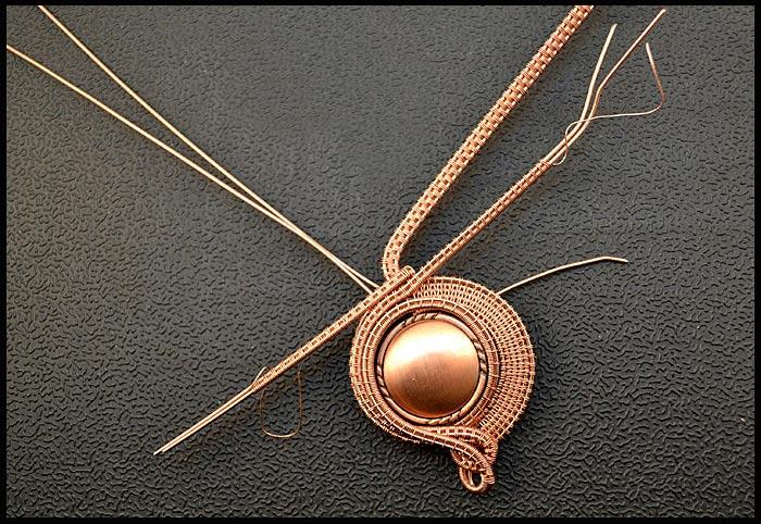 украшения wire wrap