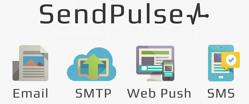SendPulse - сервис для автоматизации маркетинга и рассылок