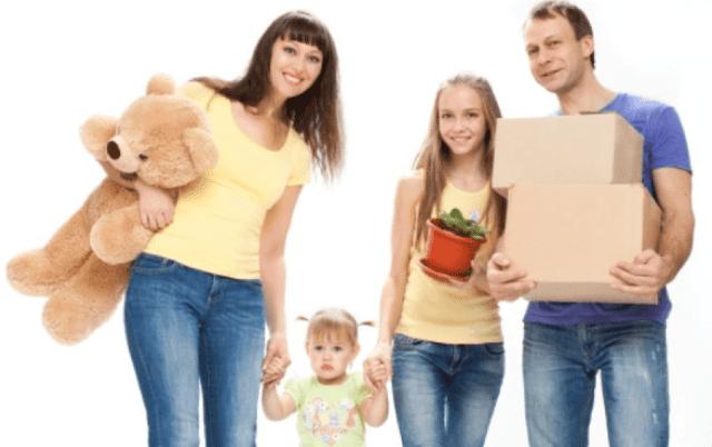 family 4 - Социальная ипотека - условия программ, государственная поддержка, особенности