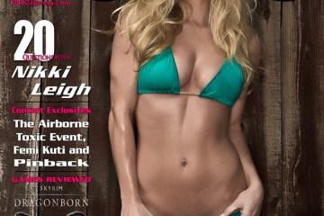 RUKUS magazine, February 2013, Print