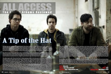 Chevelle: Hats Off to the Bull, Album Review