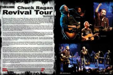 Chuck Raga Revival Tour, Concert Review