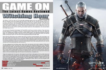 The Witcher 3: Wild Hunt, Game Review
