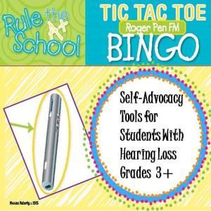 Roger Pen FM TicTacToe Bingo on TPT