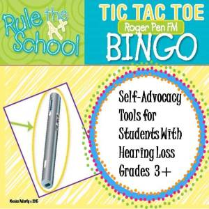 Roger Pen FM TicTacToe Bingo on TPT