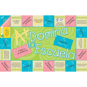 Rule the School Self-Advocacy Board Game in Spanish