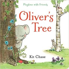 Oliver's Tree book cover