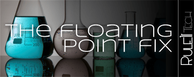 floating-point-fix
