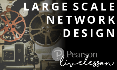 large scale network design
