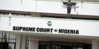 Supreme Court reserves judgment in the funding of courts suit by 36 states, Law School graduates 880, Court declares dissolution illegal, Oyo State government, local government council chairmen and caretakers, Seyi Makinde, Apex Court, Supreme Court upholds, political party deregistration, 74 political parties, INEC