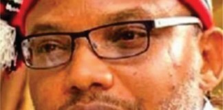 Court fixes Nov 10 to hear Nnamdi Kanu's application, challenging competence of charge, who's enforcing ghost Monday