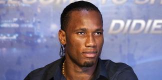 WHO names football star Drogba ambassador