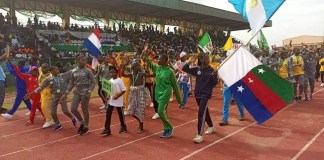 Delta emerge champions as Sports Minister declares National Youth Games closed