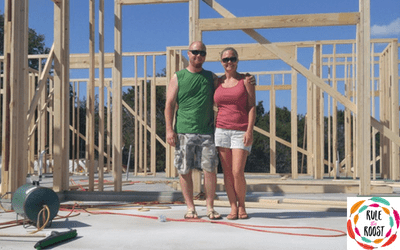 5 Ways to Build Your House on the Cheap. Tips tricks and advice for & 5 Ways to Build a House on the Cheap! | Rule This Roost