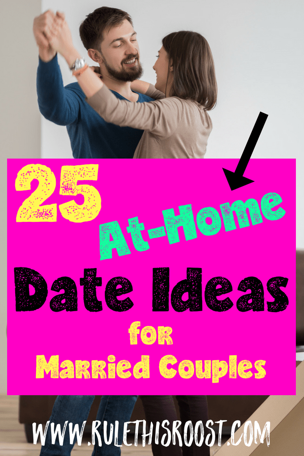 25 At Home Dates For Married Couples Rule This Roost