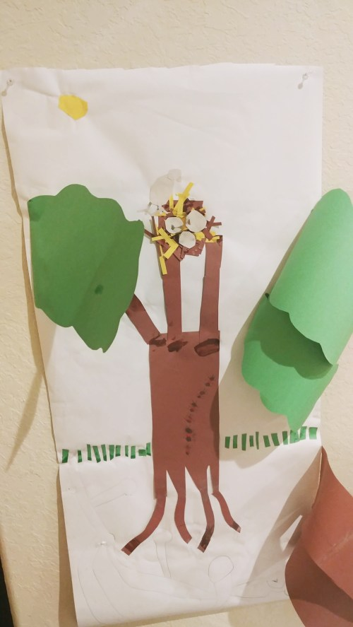 The Busy Tree Activity For Kids
