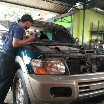 Jual dan Pasang Kaca Mobil Pajero Jakarta