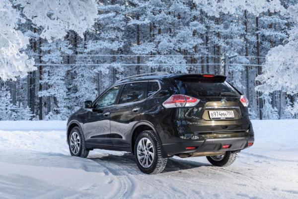 Тест-драйв Nissan X-Trail (Ниссан Х Трейл) 2015: обзор ...
