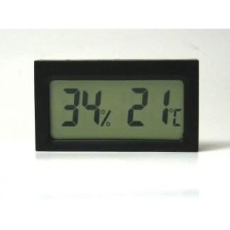 Hygrometer og termometer
