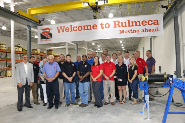 Rulmeca Corporation Open House August 2018