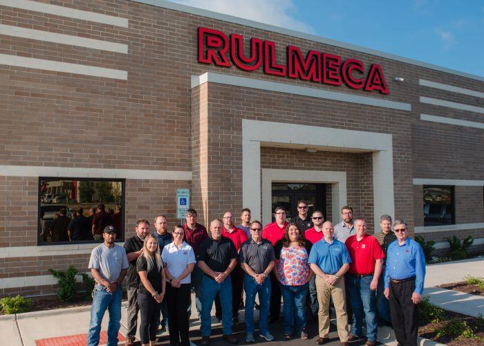 Rulmeca Motorized Pulley Sales Seminar May 2019