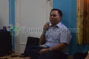Prof. Marsudi saat membuka Kelas Inspirasi Astra-RHVCF