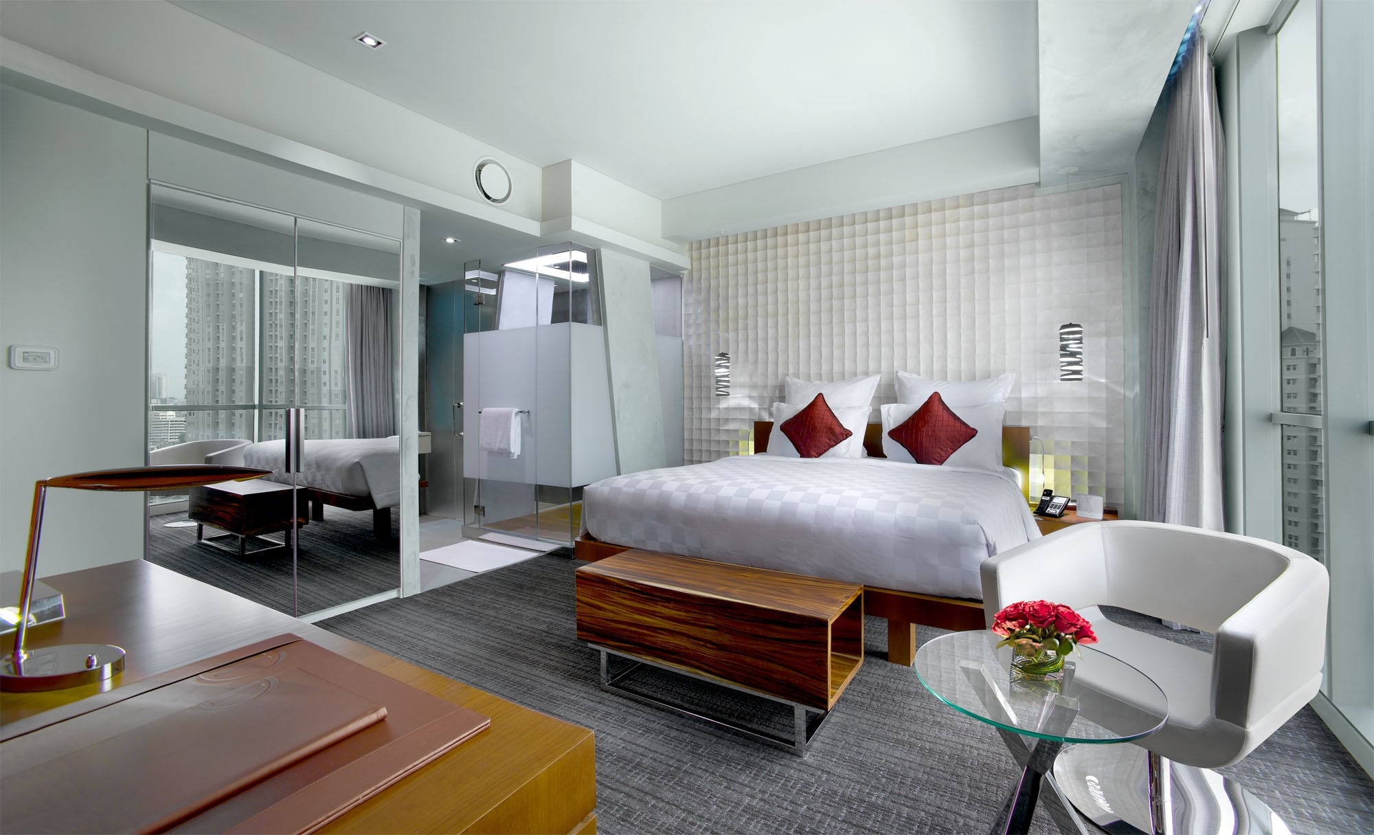 staycation pullman central park jakarta indonesia