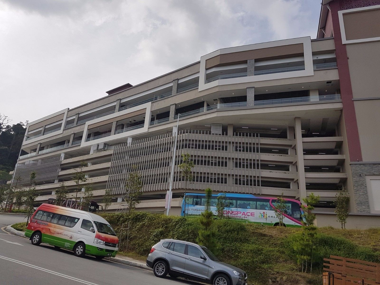 Genting Highlands Premium Outlets Air Cond Installation Materials Supply Project 2017