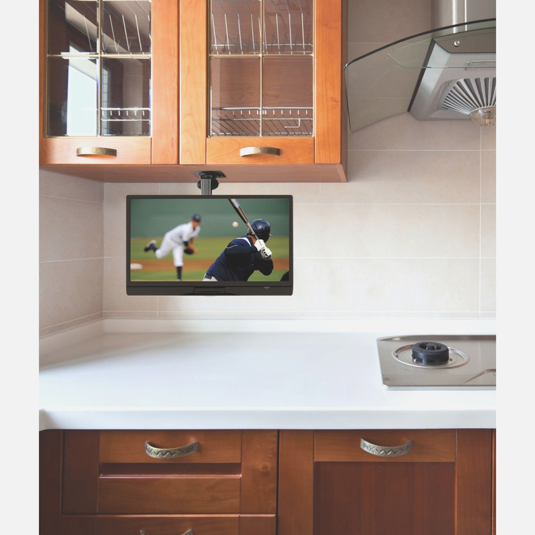 Under the Cabinet Tv for the Kitchen best under cabinet tv for kitchen under cabinet mount tv for kitchen under cabinet tv in kitchen under cabinet tv