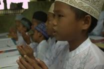 Berdo'a sebelum belajar