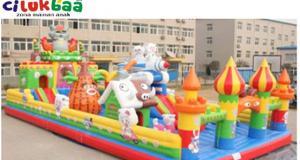 Jual Rumah Balon Jakarta - Importir Istana Balon Surabaya