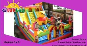 Jual Istana Rumah Balon | rumah balon di surabaya | CV. CILUKBAA